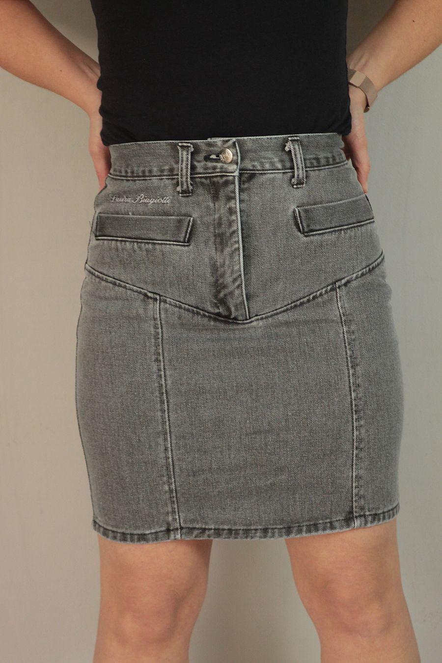 premium selection cb4d7 70504 Minigonna Jeans Laura Biagiotti Jeans